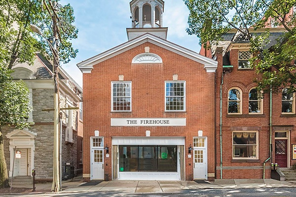 The Firehouse - 1,400 to 10,000 SF of Renovated Downtown Office