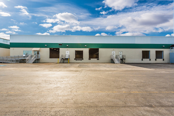 200 Monroe Center - 40K SF Conditioned Warehouse