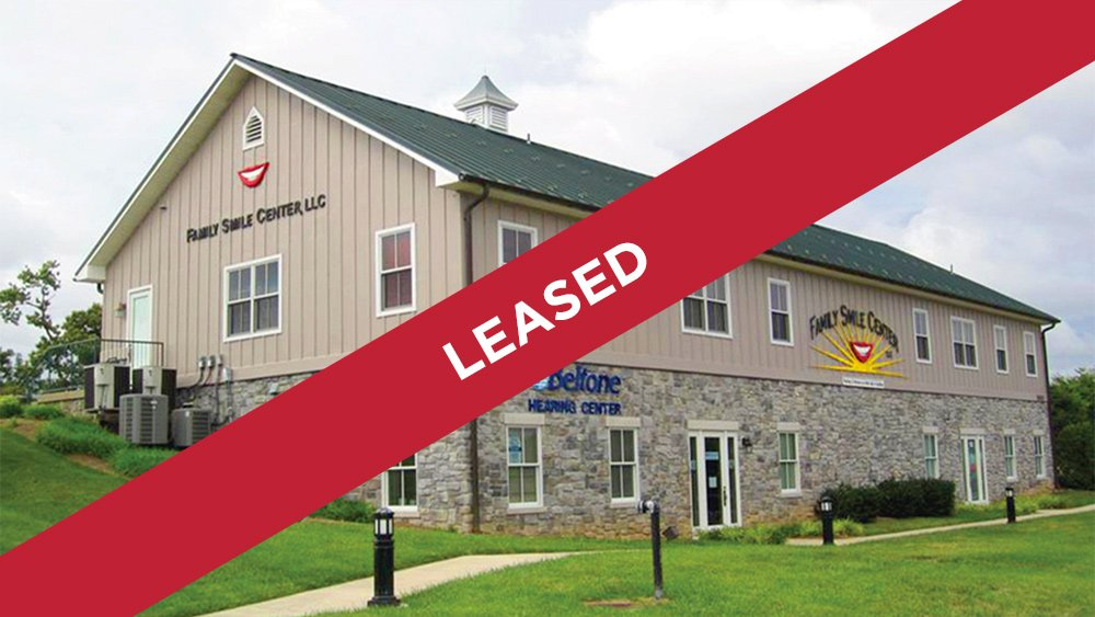 5950 Frederick Crossing Lane #101 - 1,000± SF Office Condo For Lease