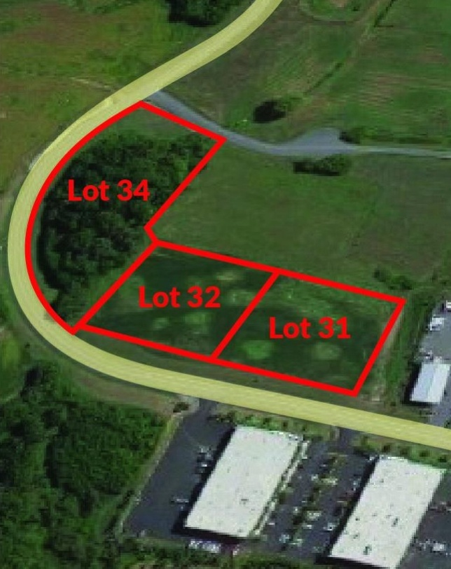 Stanford Industrial Park - Lot 34 - 4.8± AC